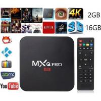 ТВ-ПРИСТАВКА MXQ PRO 4K 2/16 GB