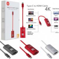 Переходник Type C to HDTV Cable 4K