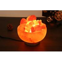 Солевая лампа чаша