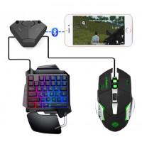 Контроллер VA-019 мышка и клавиатура для игры PUBG