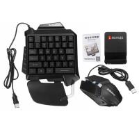Контроллер Dilong мышка и клавиатура для игры PUBG