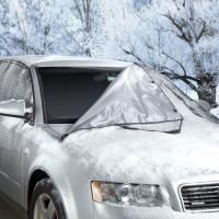 Тент на лобовое стекло от снега АВТОХИТ