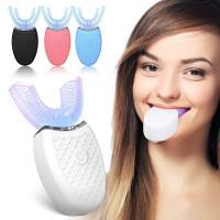 Беспроводная зубная щетка 360 для отбеливания