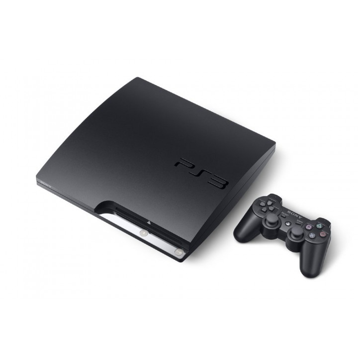 Sony Playstation 120GB slim (прошитый)