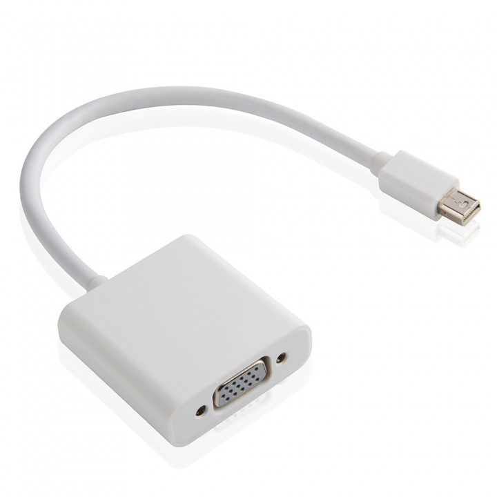Mini DisplayPort на VGA адаптер