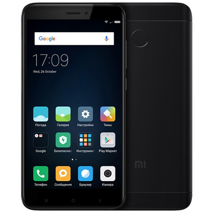 Xiaomi Redmi 4X (2+16GB) Black