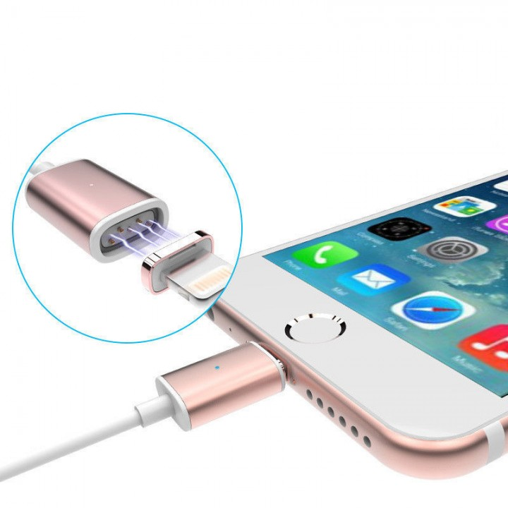 Магнитный USB провод для iPhone, iPad, iPod